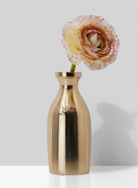 Gold Coffee Table Bud Vase