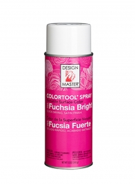 Design Master Fuchsia Bright Spray Paint # 765