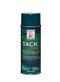 Design Master Tack 2000 Adhesive Spray