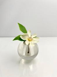 Big Crystal Ball Vase