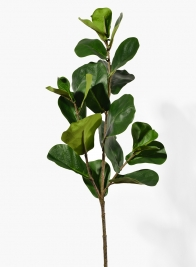 30in Fiddle Leaf Fig Spray