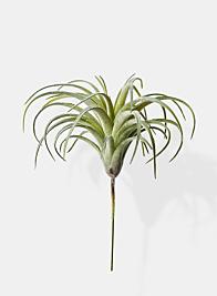 mini frosted tillandsia artificial plants
