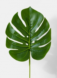 artificial plants split leaf philodendron