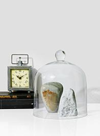10 x 12in Glass Bell Jar