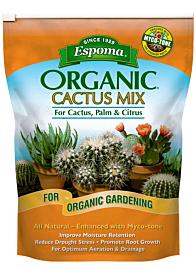 espoma organic cactus mix soil