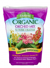 espoma organic orchid mix soil