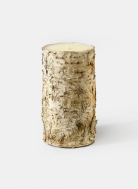 4 x 8in Bark Candle