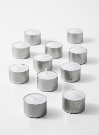 Deep Tea Light, Set of 30
