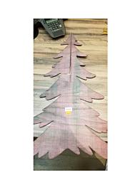 20in Green Wood Christmas Tree