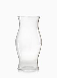 classic glass candle hurricane