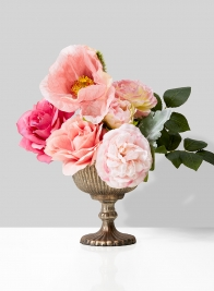 vintage wedding floral arrangement ideas