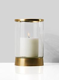 glass-pillar-candleholder-with-gold-rim