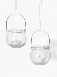 glass tealight holders wedding event party supplies