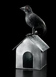 Zinc Bird House