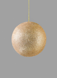 Glitter Ornament Ball