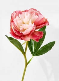 pink peony artificial flowers