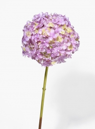 18in Light Purple Hydrangea