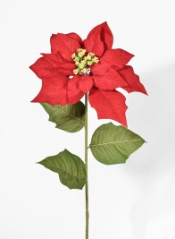 30in Red Poinsettia
