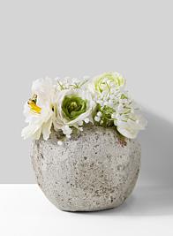 Lava Rock Vase