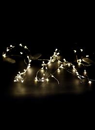 warm white mini light string