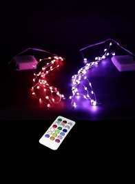 string light with remote