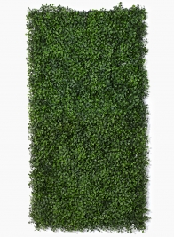 plastic boxwood mat wedding ceremony backdrop