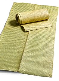 3ft x 6ft Green Straw Mat