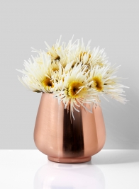 Copper Mini Egg Pot