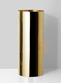Polished Brass Cylinder