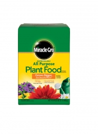 1lb Miracle-Gro Water Soluble All Purpose Plant Food