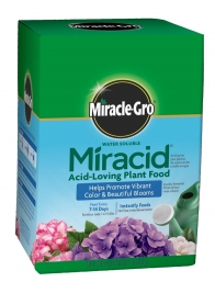 1lb Miracle-Gro Water Soluble Miracid Acid-Loving Plant Food 30-10-10