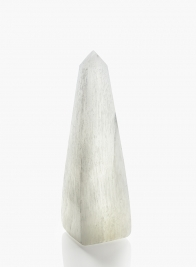 6in Moroccan Selenite Obelisk