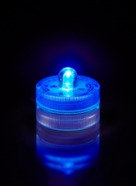 Blue Submersible LED Lights