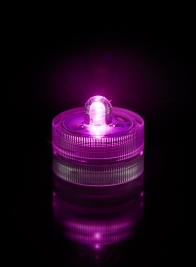 Pink Submersible LED Lights