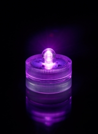 Purple Submersible LED Lights