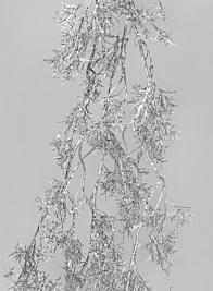 58in Silver Pine Vine