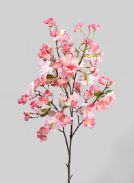 41in Pink Cherry Blossom Branch