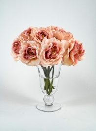 Light Pink Tea Flower Bouquet