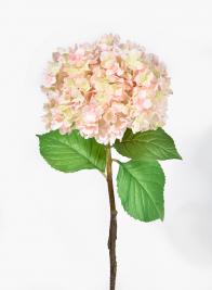 29in Pink Hydrangea Spray