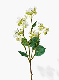 White Hydrangea Spray