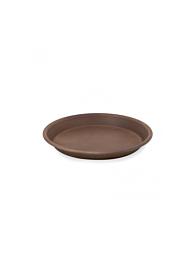 8 3/4in Copper Rust Zinc Saucer