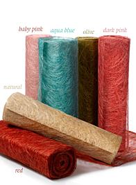Color Scrunch Rolls