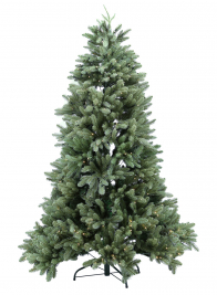 7ft Christmas Tree With L.E.D. Lights