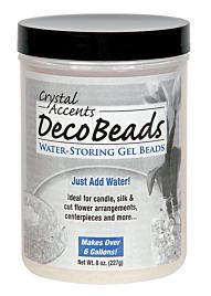 8 oz. Jar Pink Deco-Beads