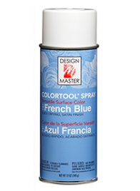 design master colortool spray paint French Blue CAM-0747
