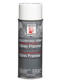 design master colortool spray paint Gray Flannel CAM-0798