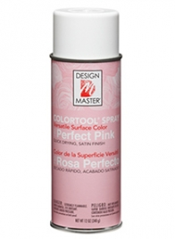 design master colortool spray paint Perfect Pink CAM-0780