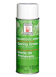 design master colortool spray paint Spring Green CAM-0753