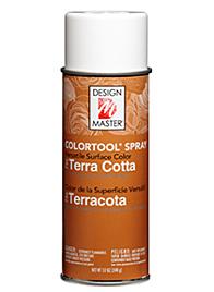 design master colortool spray paint Terra Cotta CAM-0796
