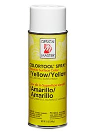 design master colortool spray paint YellowYellow CAM-0736